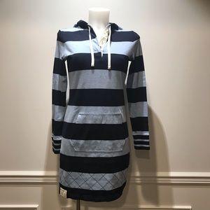 New Brooks Brothers Rugby Mini Dress